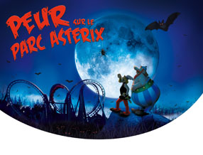 IMAGE : Halloween Parc Asterix 2011