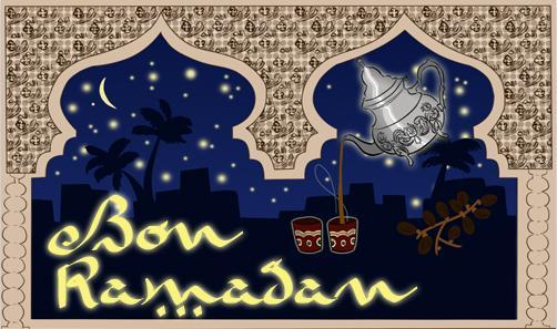 IMAGE : Carte Ramadan