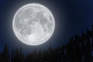 image : pleine lune