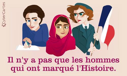 IMAGE : Journée de la femme