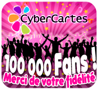 IMAGE : CyberCartes sur Facebook