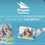 Envoyez des cybercartes postales avec votre PHOTO !