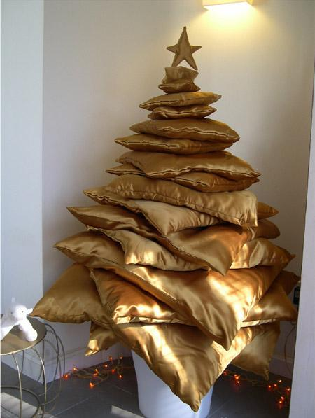 IMAGE : sapin coussin