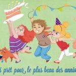 Idées de textes pour souhaiter un joyeux anniversaire – 10 ANS