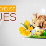 14 textes pour souhaiter de Joyeuses Pâques