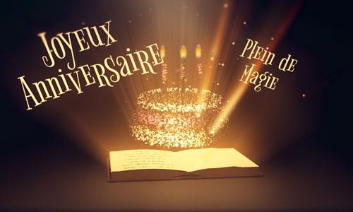 IMAGE : Ouvre le livre magique...