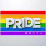 Happy Pride month (Joyeux mois des fiertés)